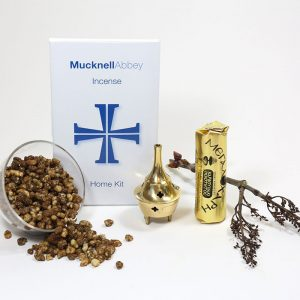 Mucknell Abbey Incense Home Kit