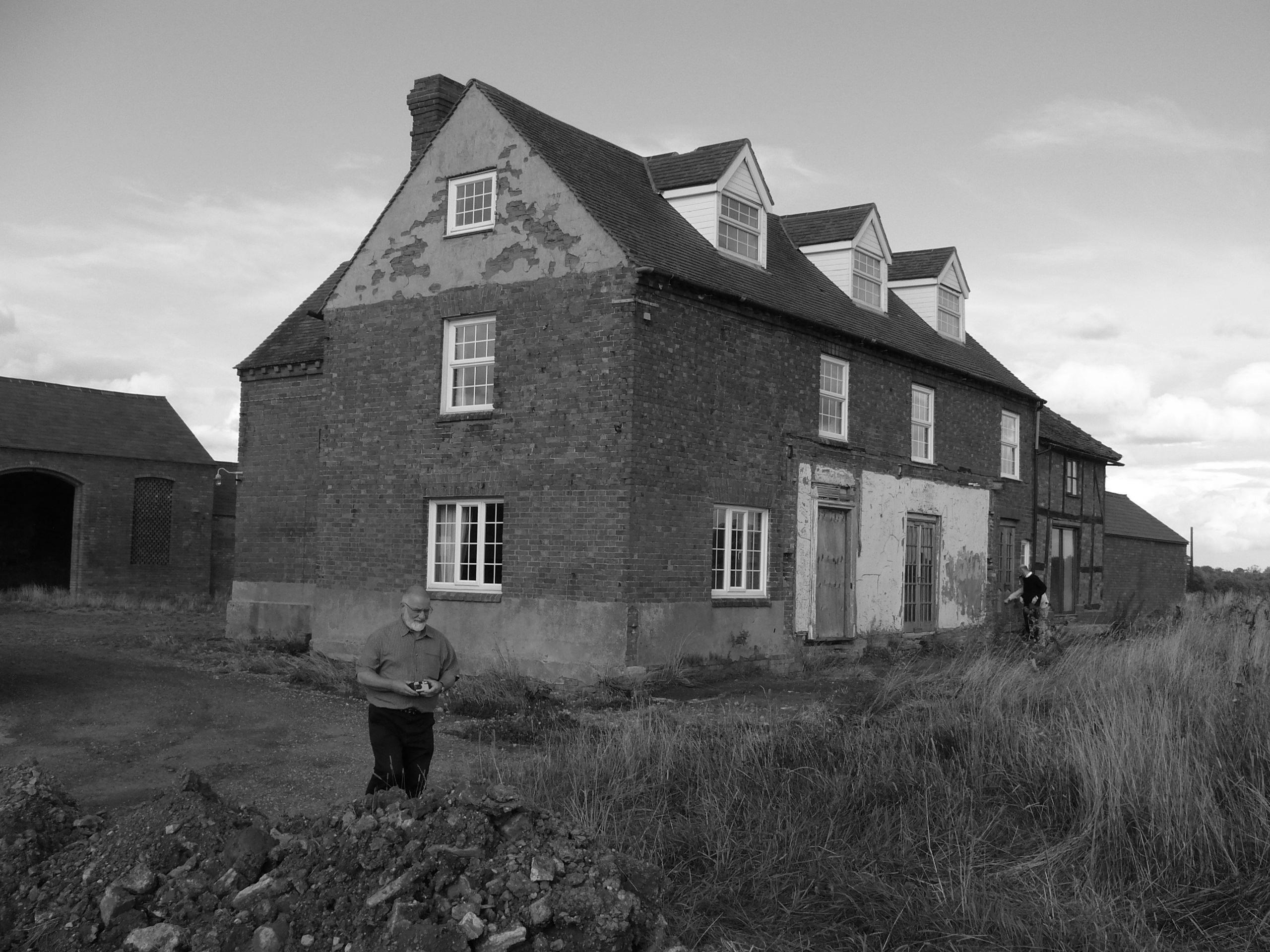 Mucknell farmhouse