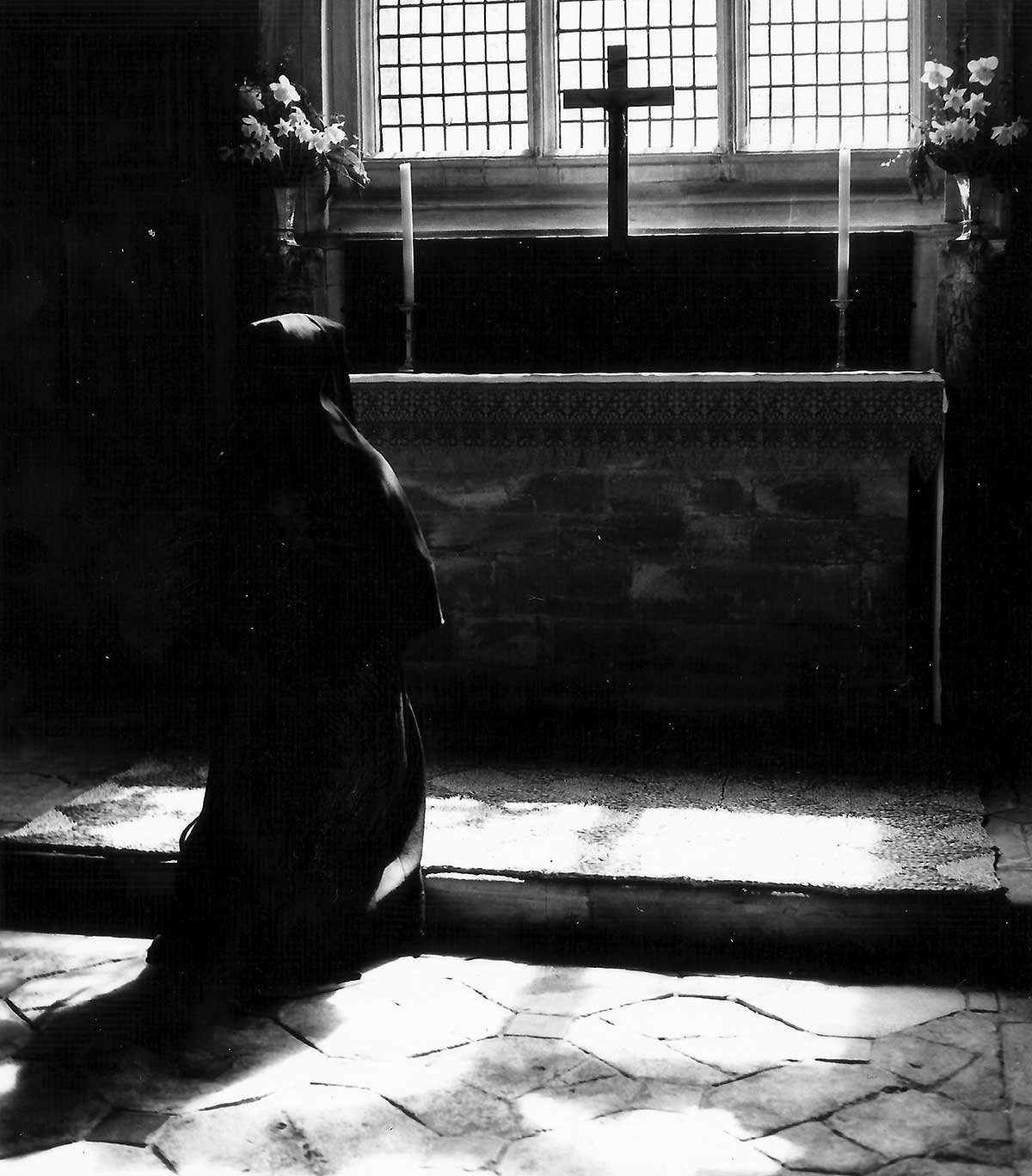 history nun