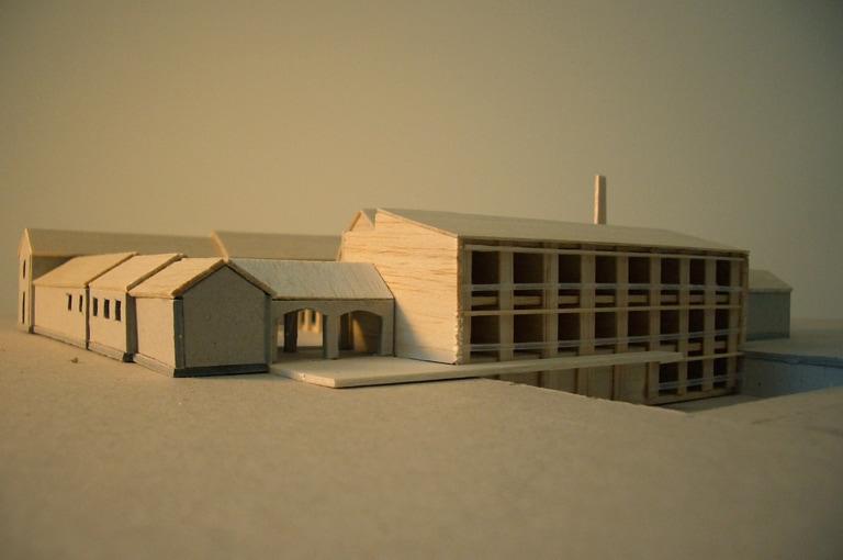 model monastery