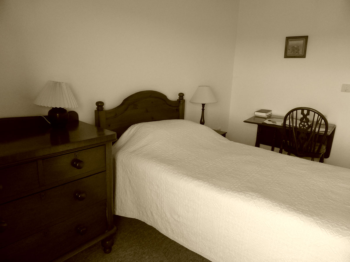retreat room