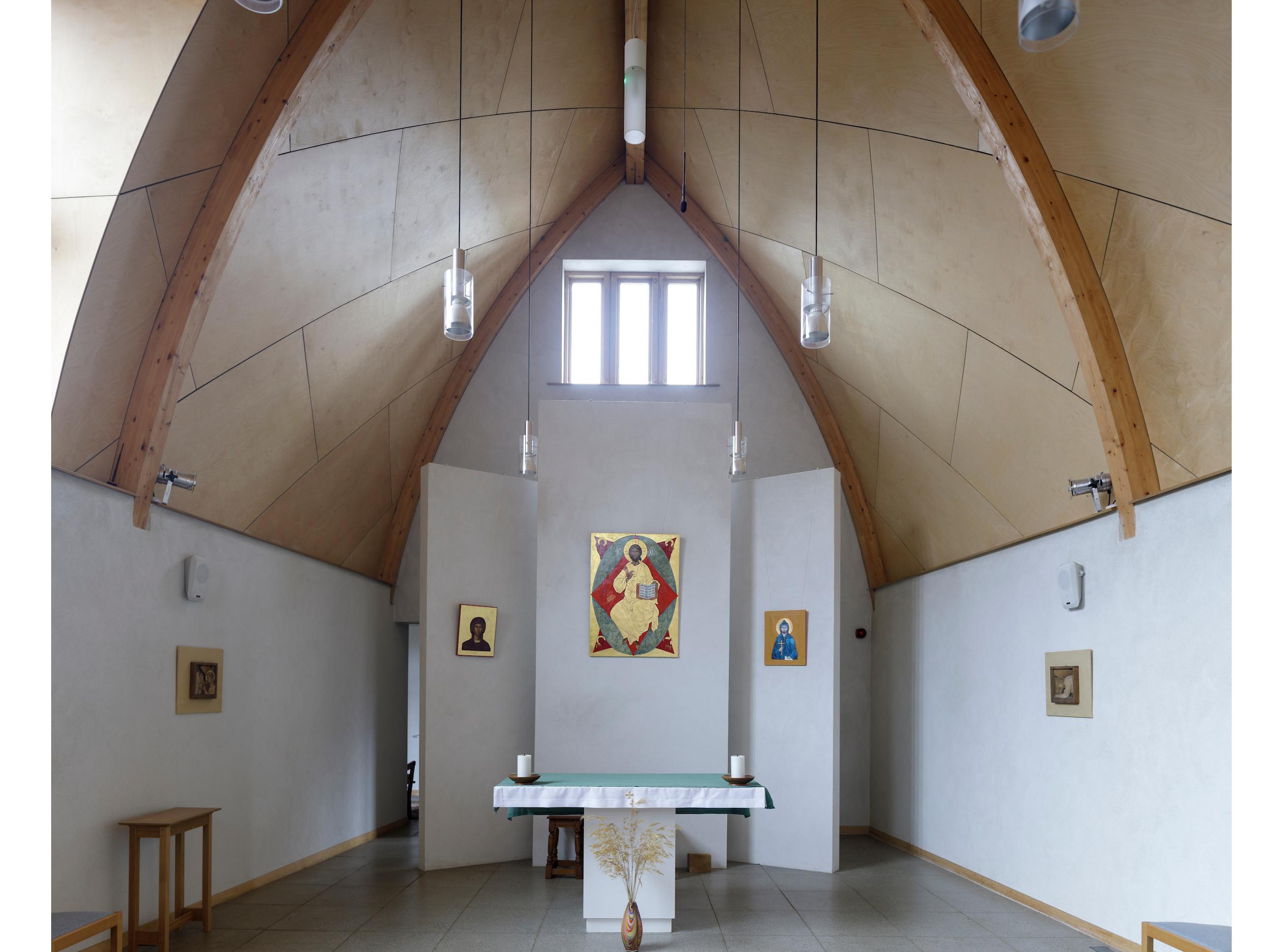 Empty Oratory