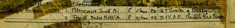 1939 register entry