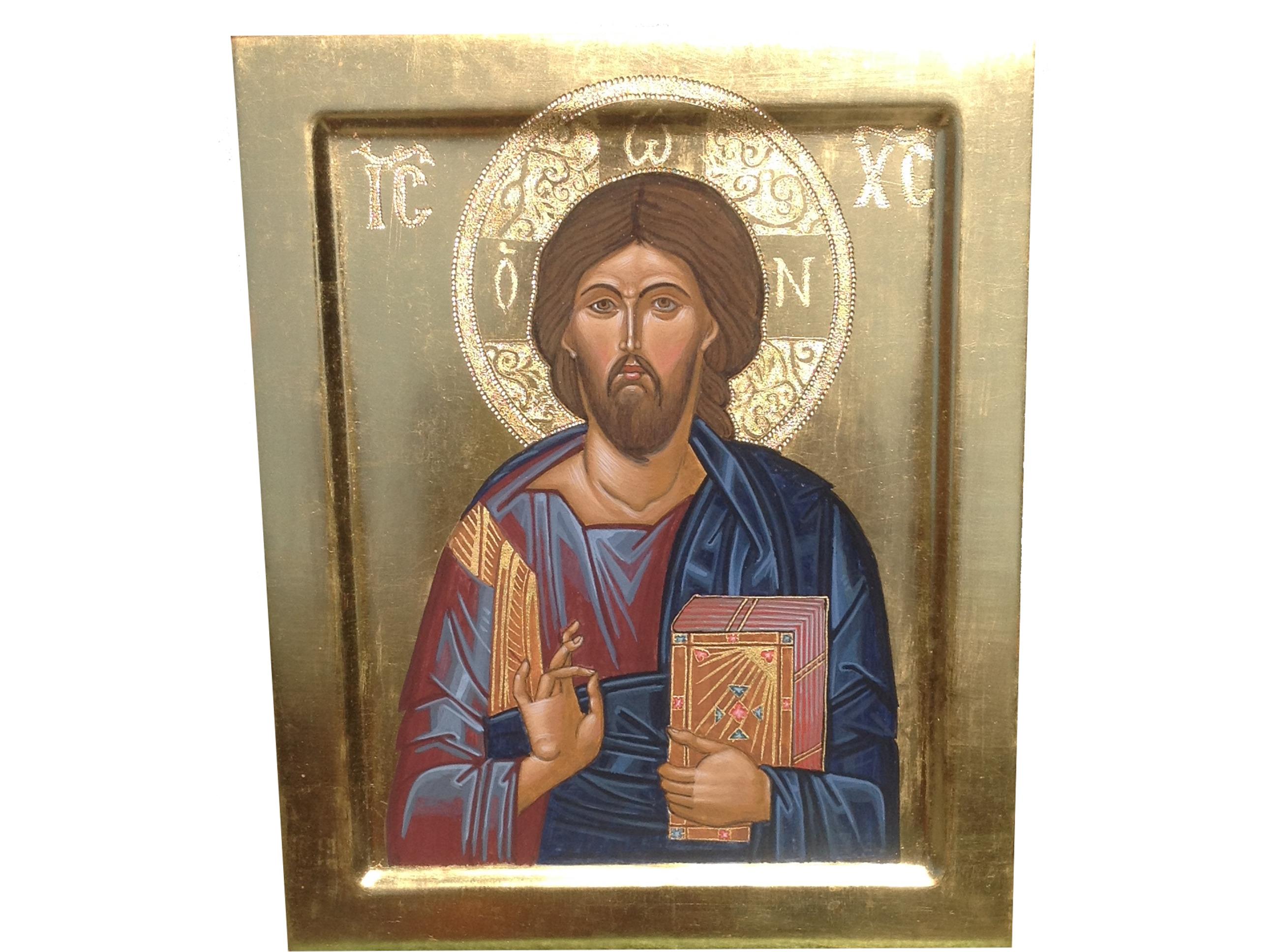 Christ Pantocrator June 2018