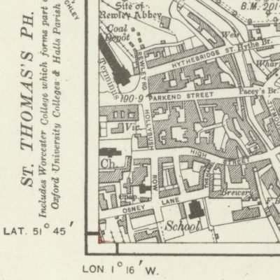 Oxford 1922