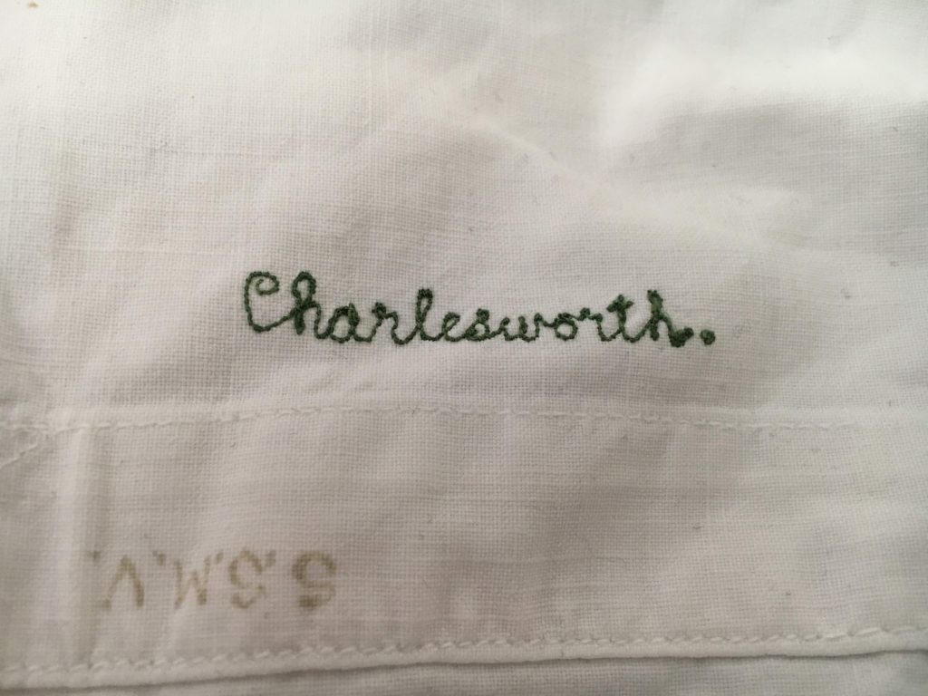 Charlesworth bedding