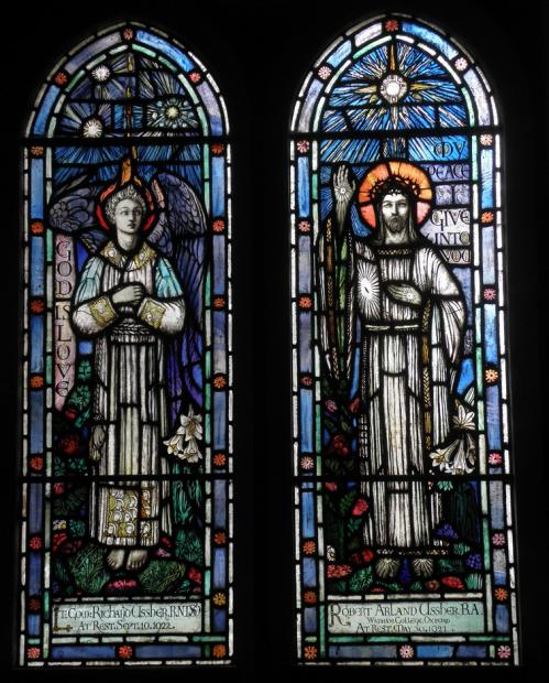 Window at St Augustine, Westbury