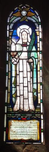 Halke window, Withington